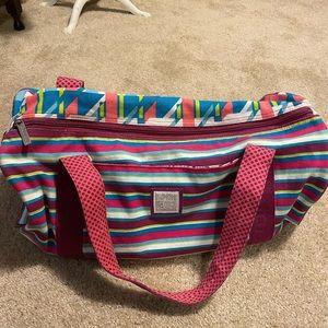 Little Miss Matched Girls Duffle Bag